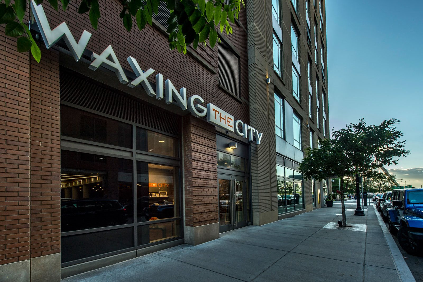 Waxing Salon on Street Level at The Victor by Windsor, 02114, MA