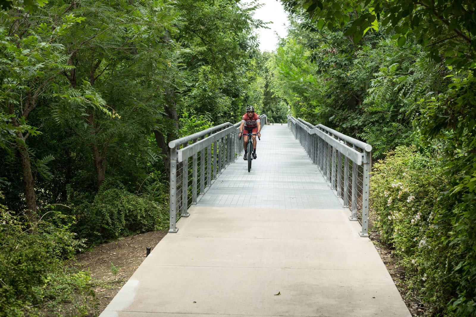 3.5-Mile Katy Trail near  Trianon by Windsor, 2820 McKinnon Street, TX