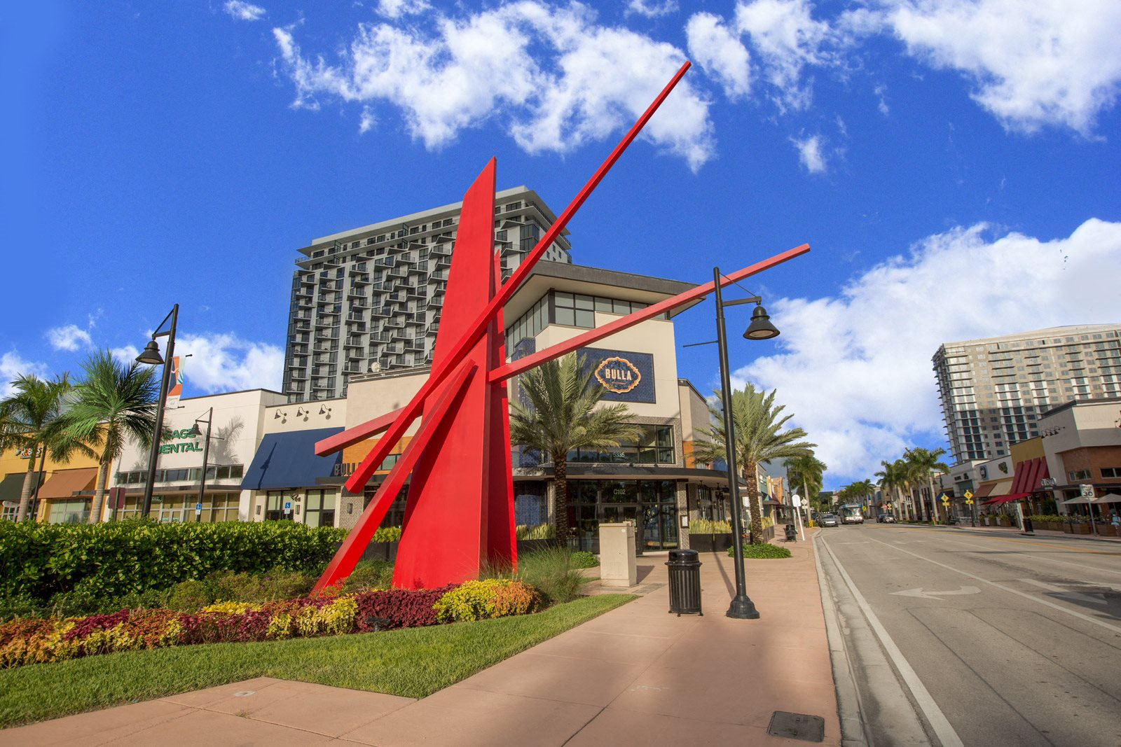 Close to Shopping, Dining and Entertainment in Downtown at Windsor at Doral, 4401 NW 87th Avenue, FL