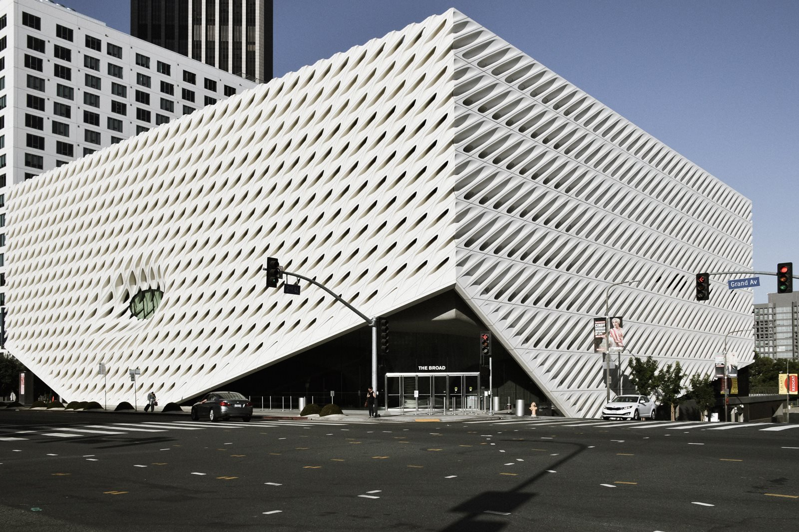 Nearby The Broad Museum at Olympic by Windsor, 936 S. Olive St, CA