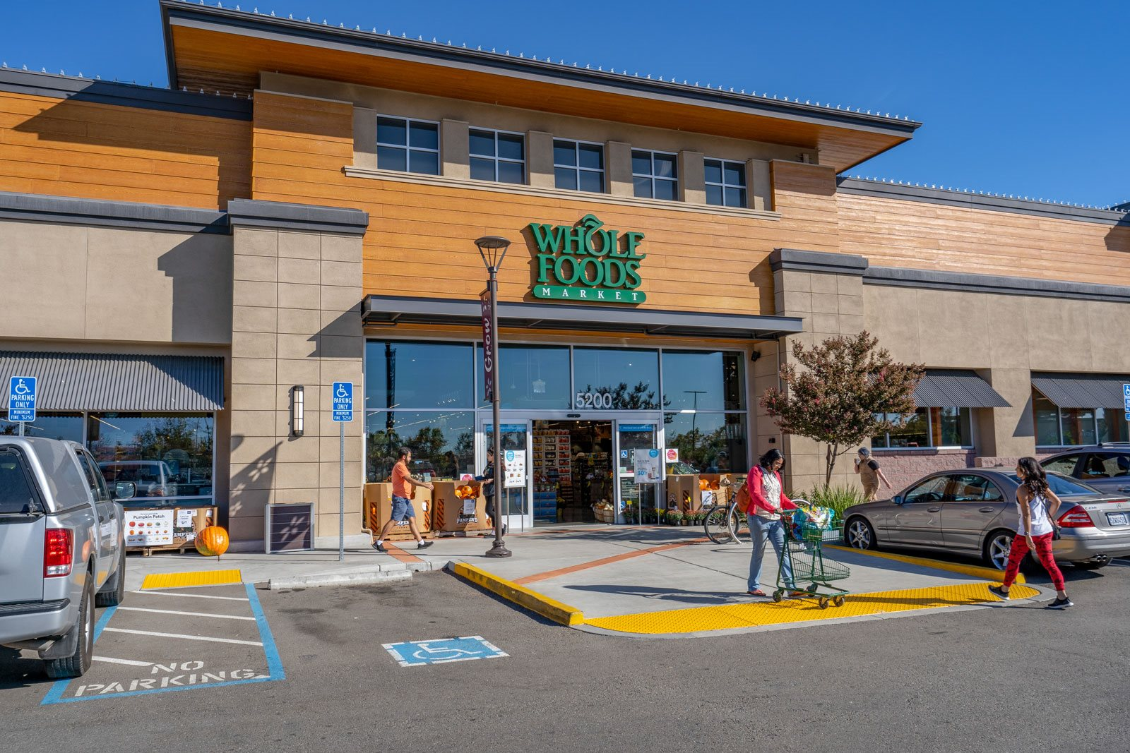 Whole Foods is Nearby at Dublin Station by Windsor, 5300 Iron Horse Pkwy, CA
