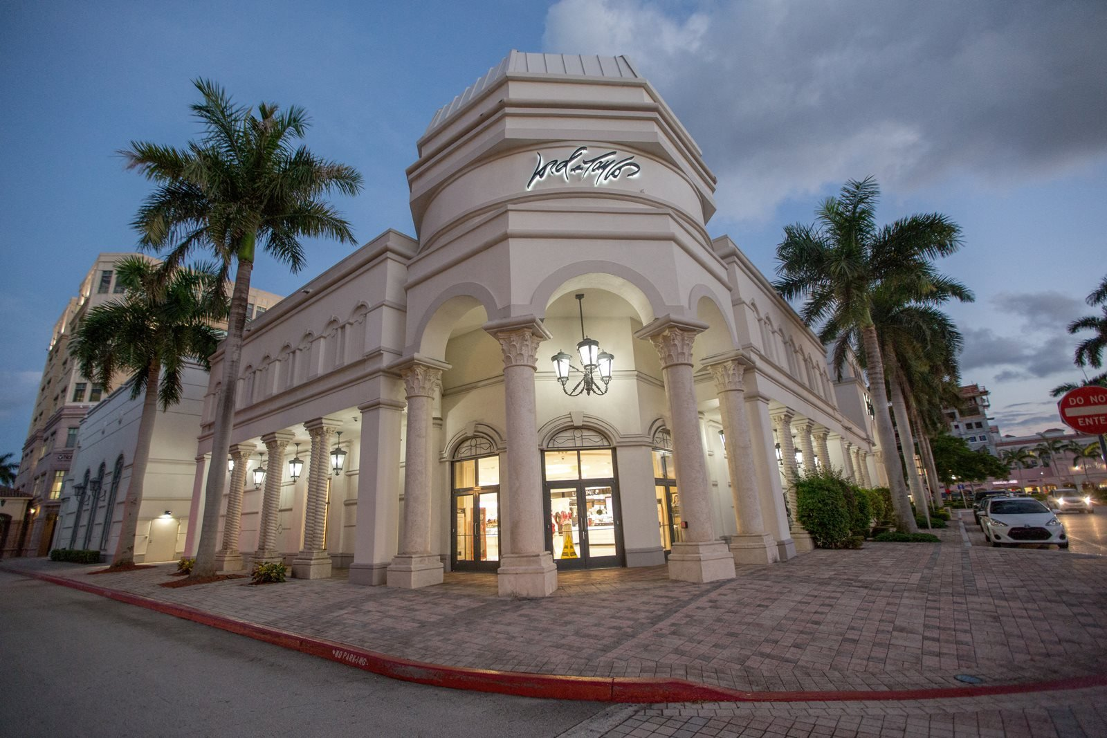 Lord and Taylor at Mizner Park at Allure by Windsor, Boca Raton, Florida
