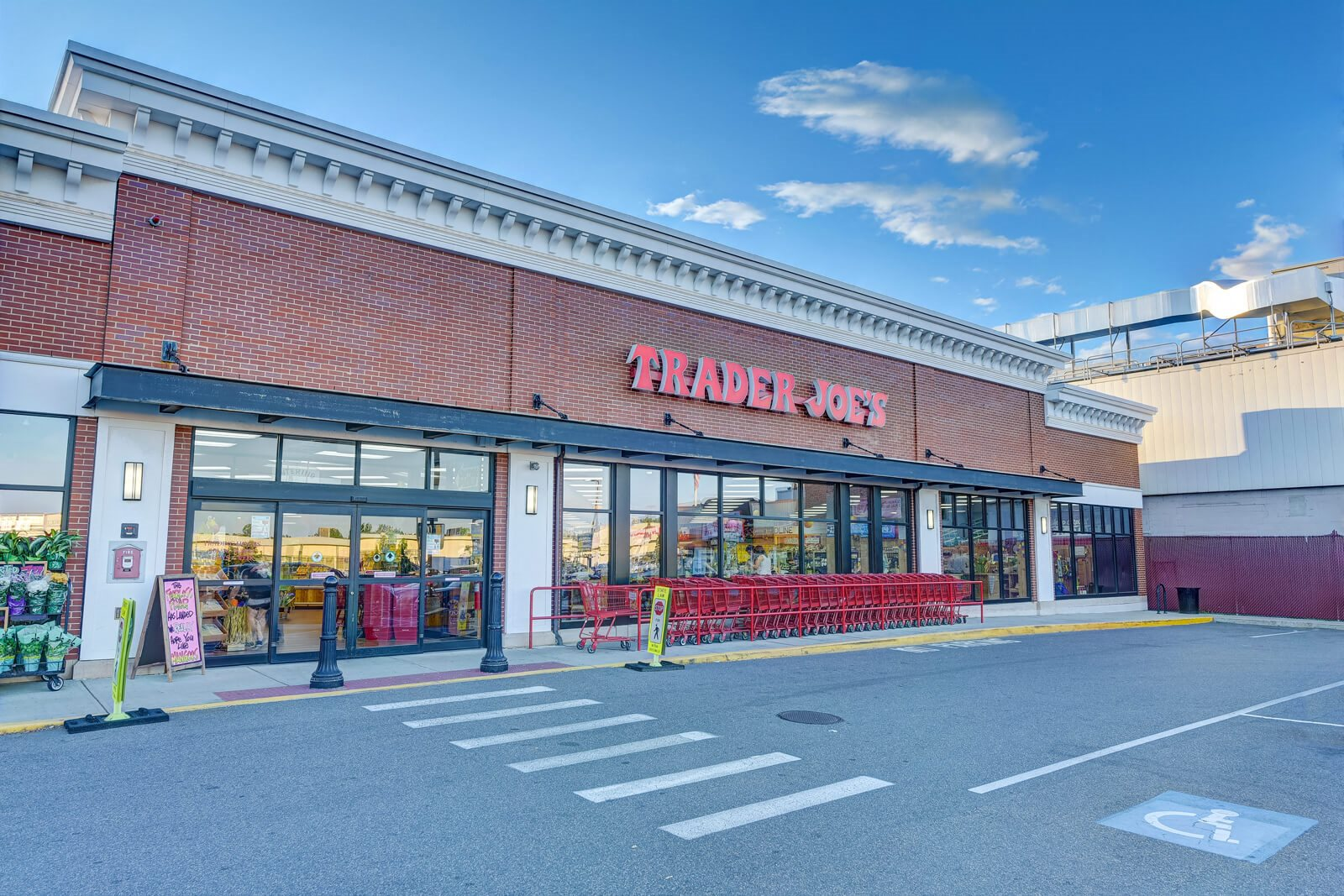 Trader Joe's Is Located Less Than .25 Miles from Windsor at Cambridge Park, 160 Cambridge Park Drive, MA