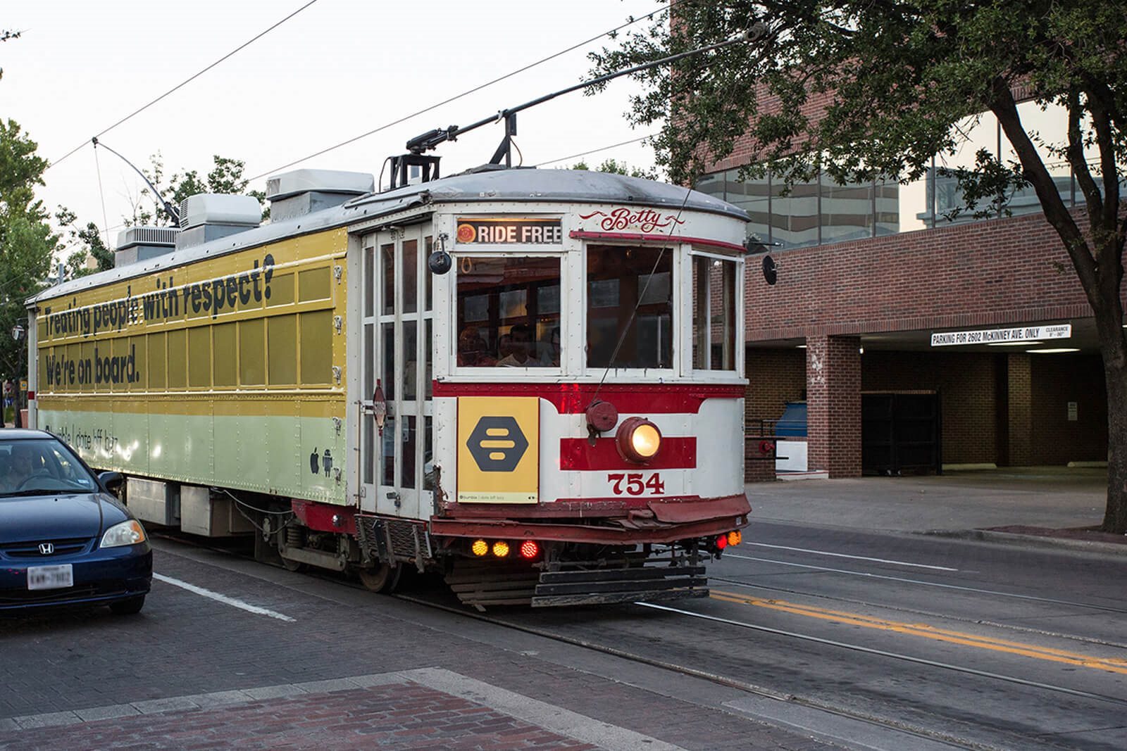 Easy Access to McKinney Avenue Trolley at The Jordan by Windsor, Dallas, 75201