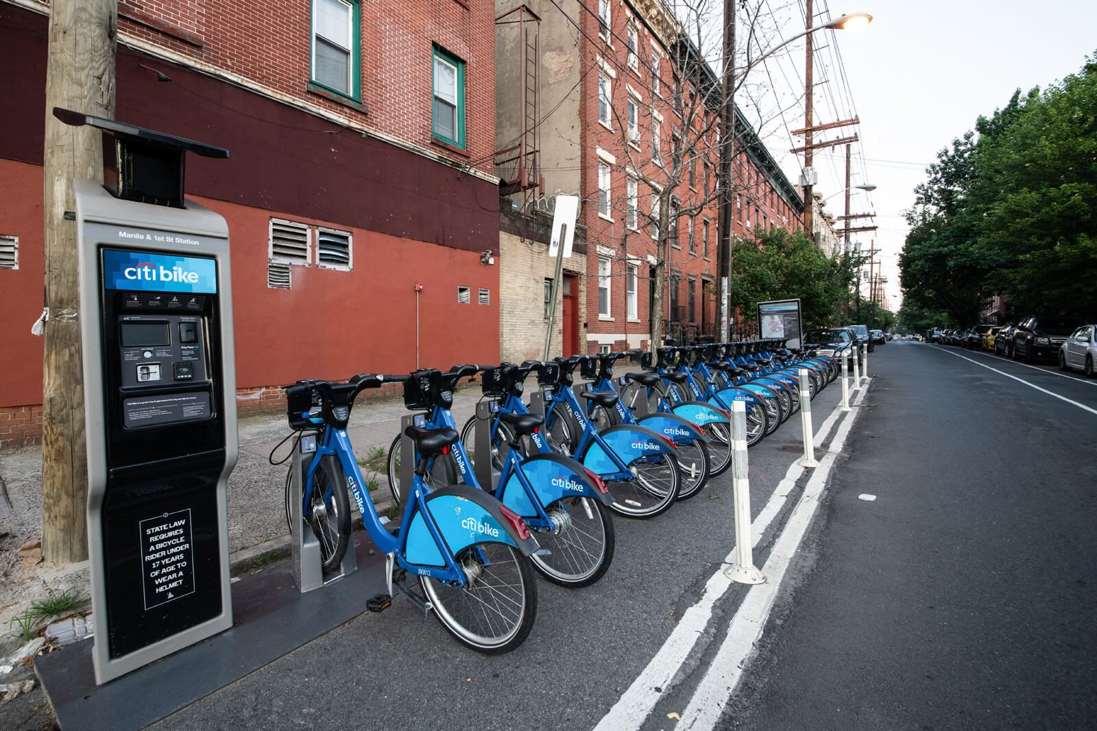 Bike Share Available at Windsor at Liberty House, 115 Morris Street, Jersey City