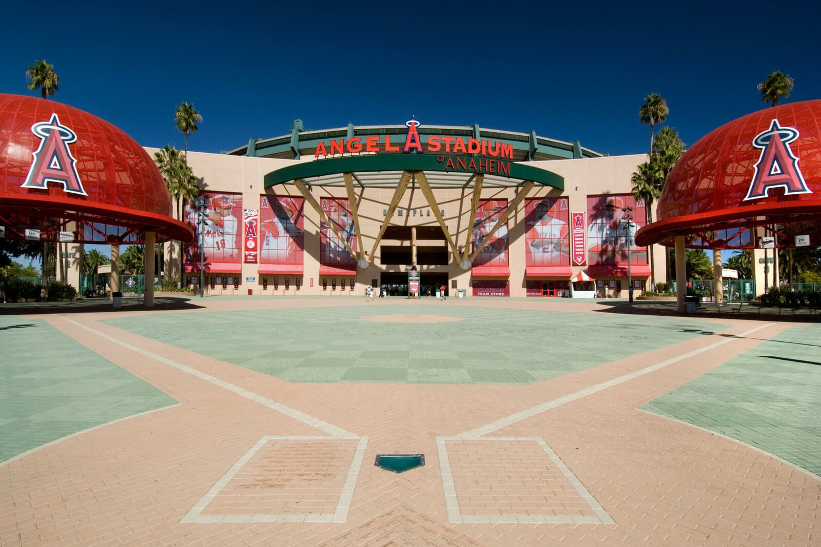 Minutes from the home of the Los Angeles Angels at Windsor at Main Place, Orange, California