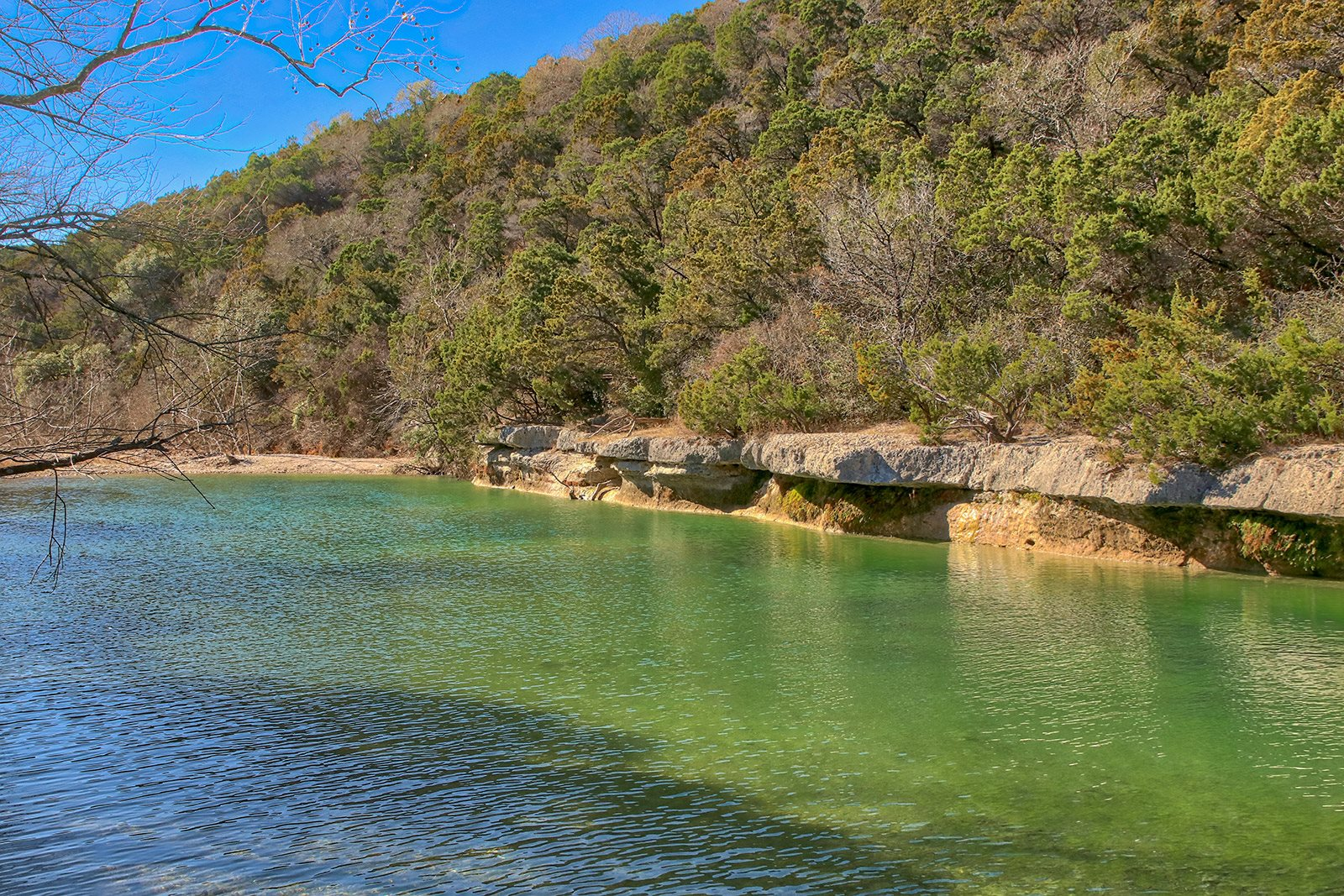 Easily Access Nature and the City from Your Apartment at Windsor Lantana Hills, Austin, Texas