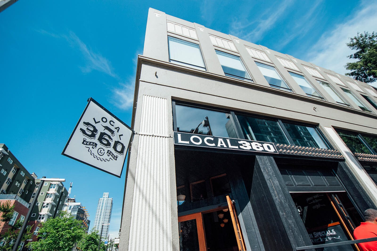Relish Delicious Food At Local 360 near Cirrus, Seattle, 98121