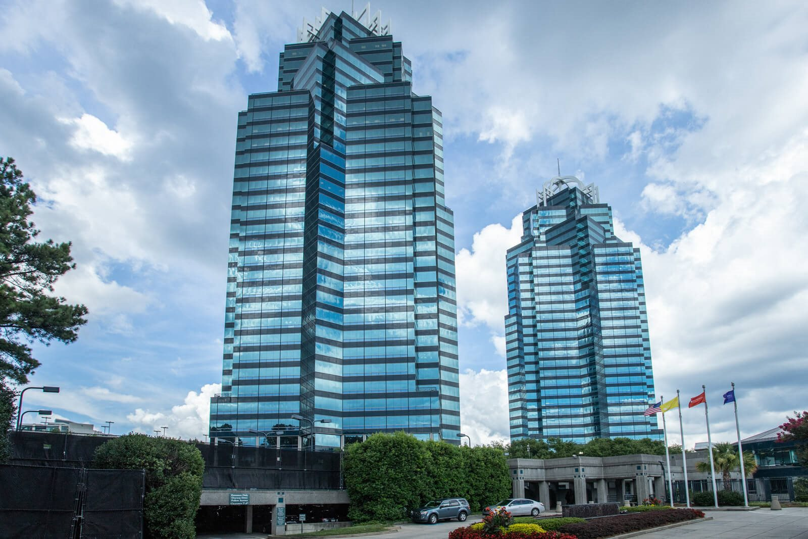 The King And Queen Towers near Windsor at Glenridge, 30342, GA