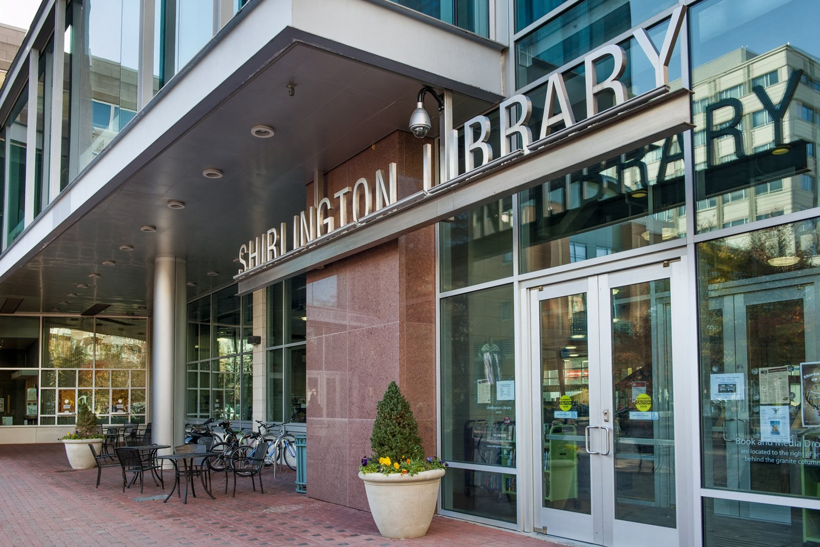 Close to Shirlington Library at IO Piazza by Windsor, Arlington, 22206