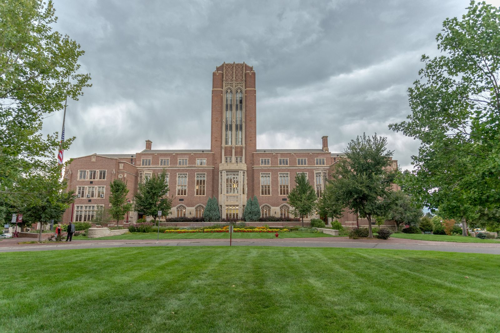 Close To the University of Denver at The District, 80222