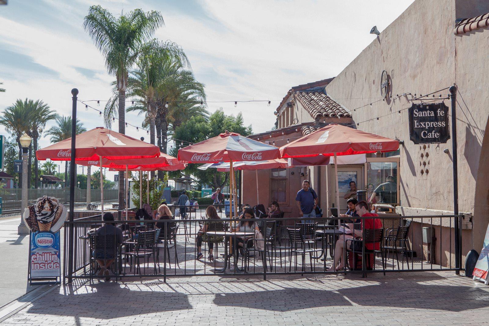 Short Walk From Many Restaurants at Malden Station by Windsor, 250 W Santa Fe Ave, California