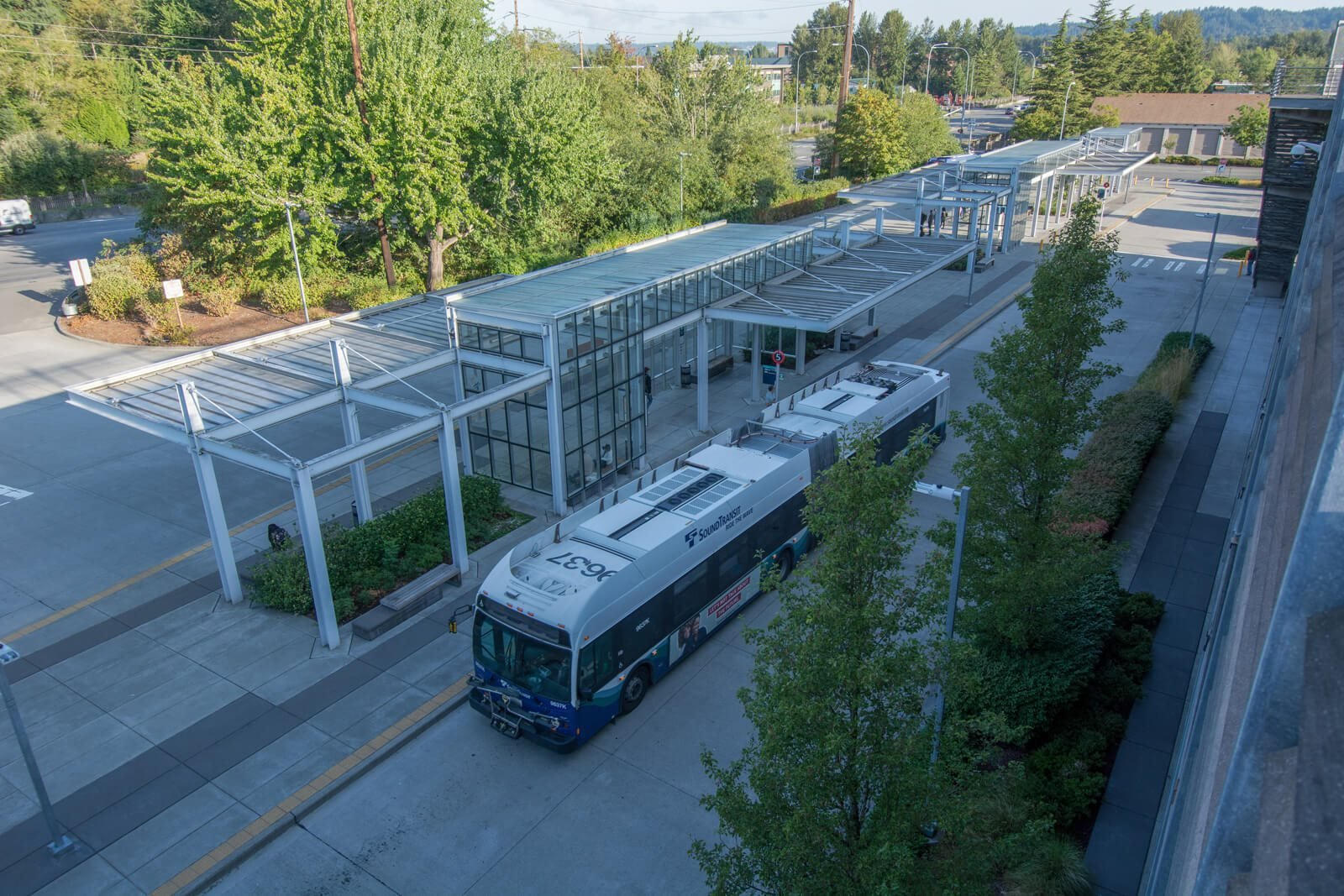 Easy Access to Issaquah Transit Center from The Estates at Cougar Mountain, Washington, 98027