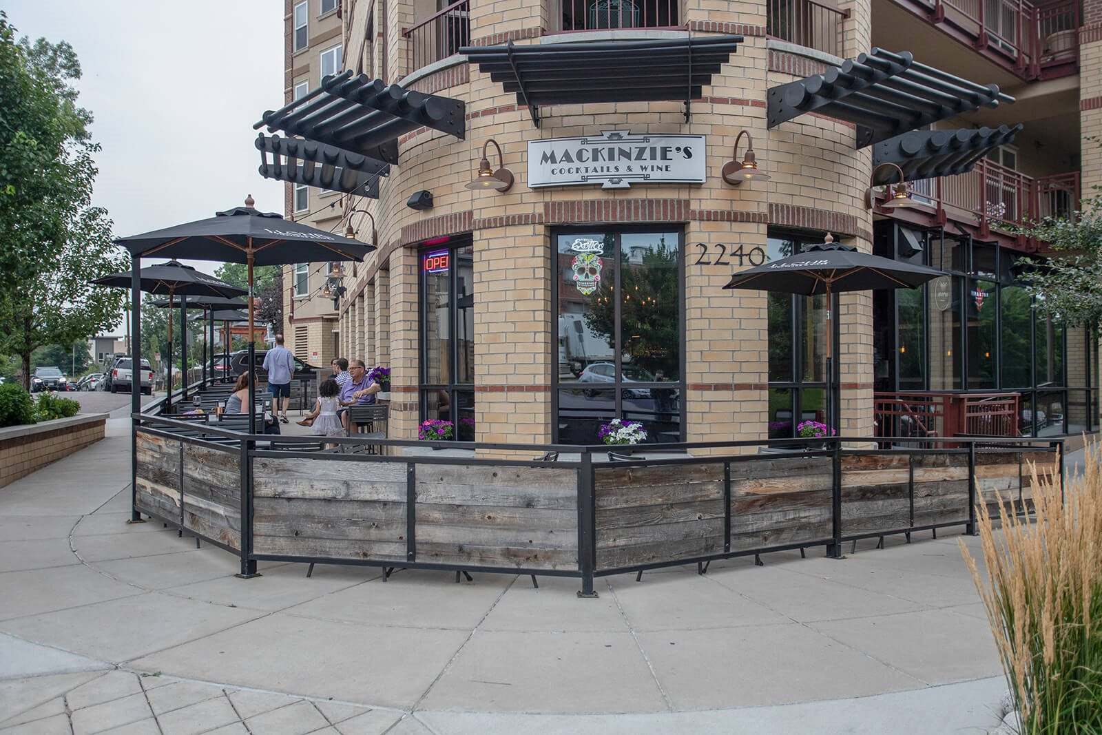 Walking Distance To Eateries, Wine Bars, And Pubs at Element 47 by Windsor, 2180 N. Bryant St., CO
