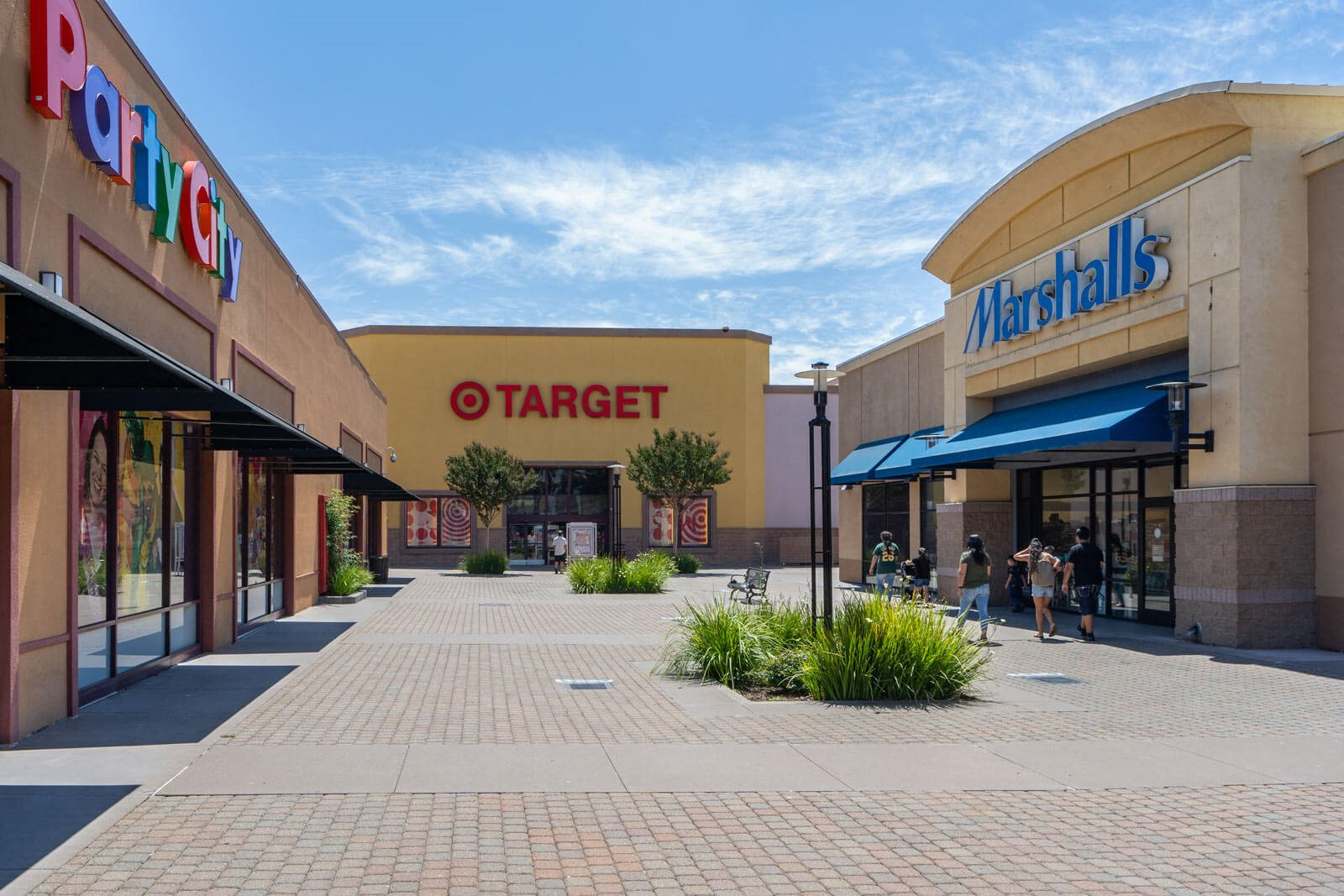 Close To Target, Marshalls and PartyCity at The Estates at Park Place, 3400 Stevenson Boulevard, Fremont