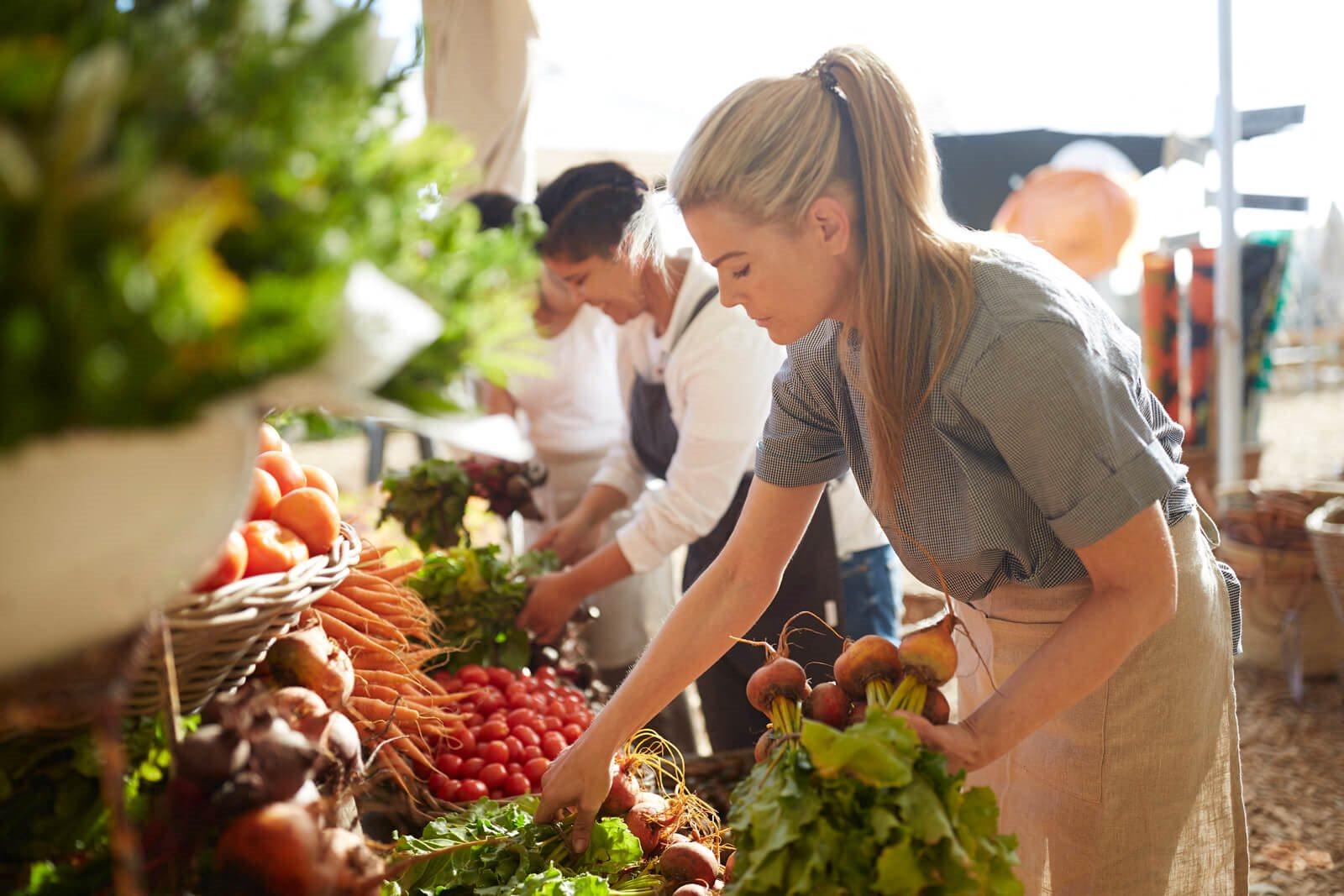 Enjoy Local Farmer's Markets near Pavona Apartments, San Jose, CA