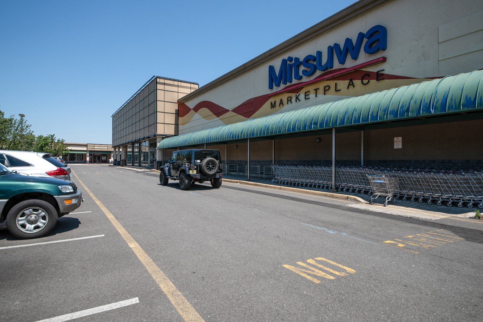 Close To Mitsuwa Marketplace, a Japanese grocery store at Twenty50 by Windsor, 2050 Central Road, NJ