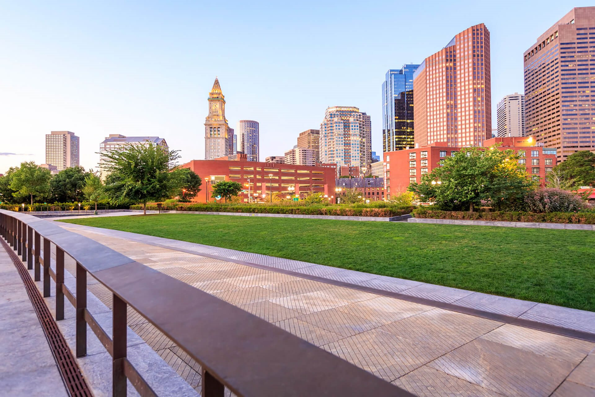 Close to the Rose Kennedy Greenway at Waterside Place by Windsor, 505 Congress S, Boston