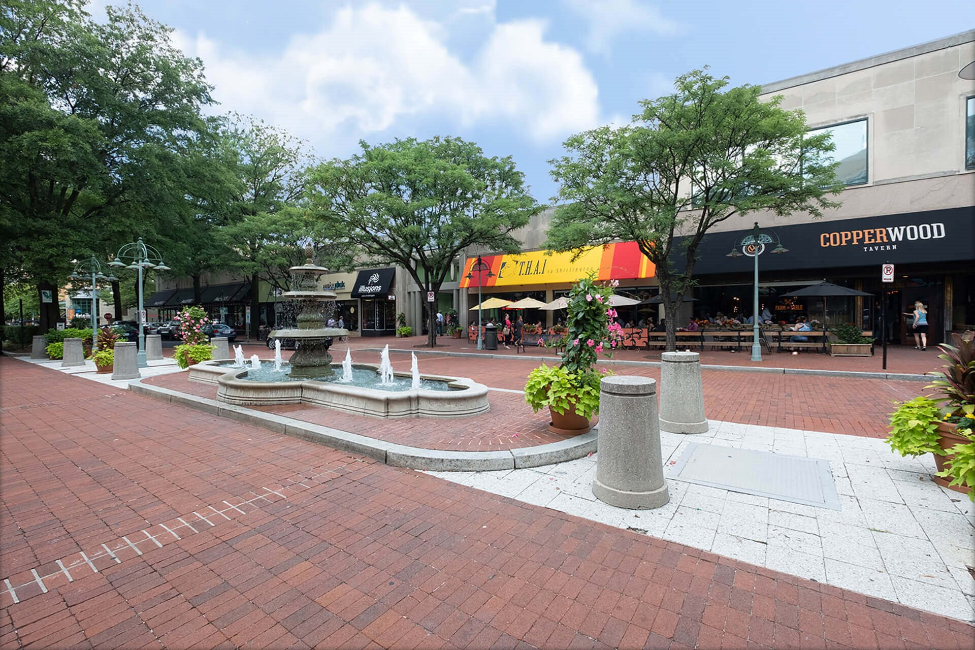 Close to Shopping and Dining Options at IO Piazza by Windsor, Virginia, 22206