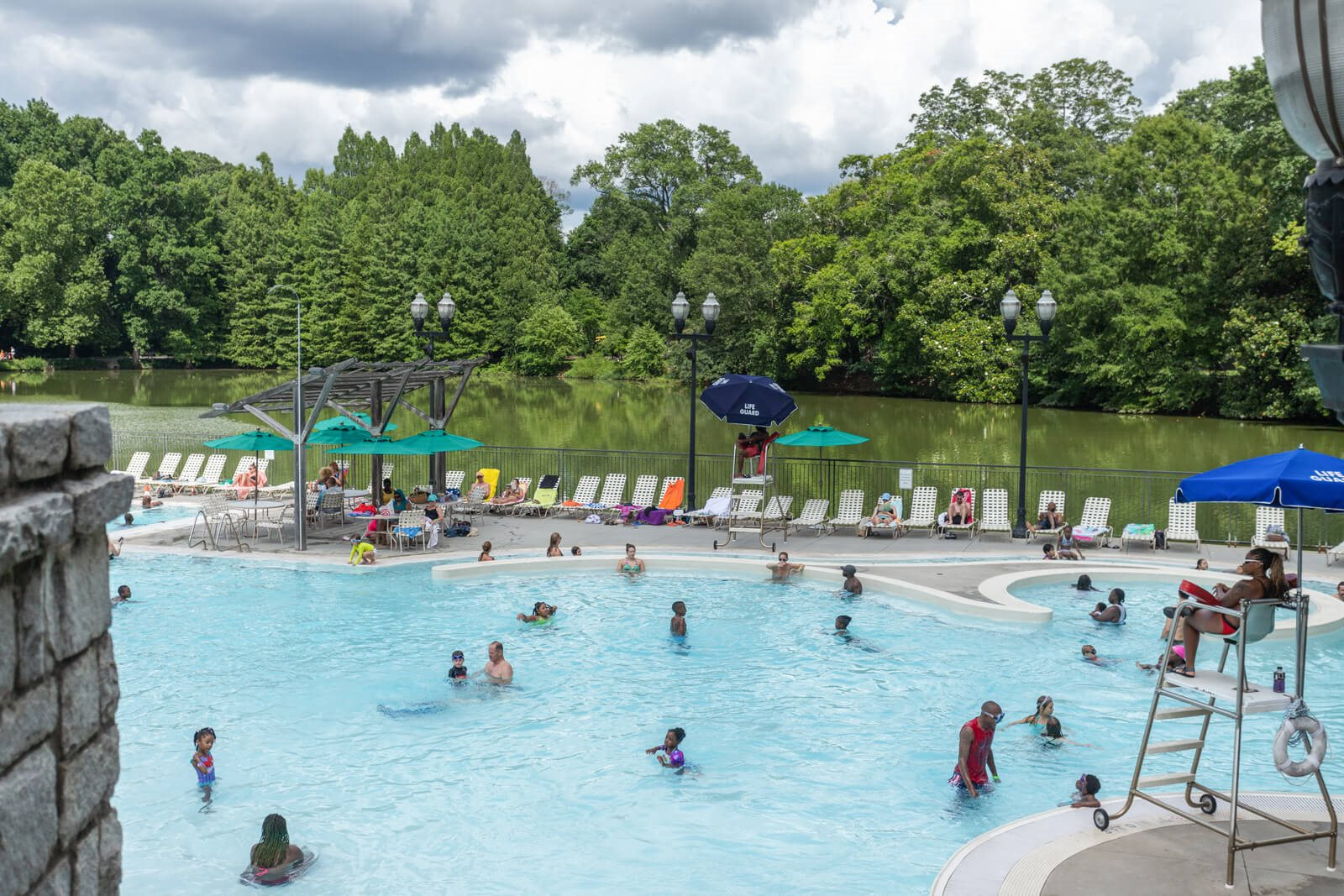 Enjoy Sunny days at the Pool at Windsor at Midtown, 30309, GA