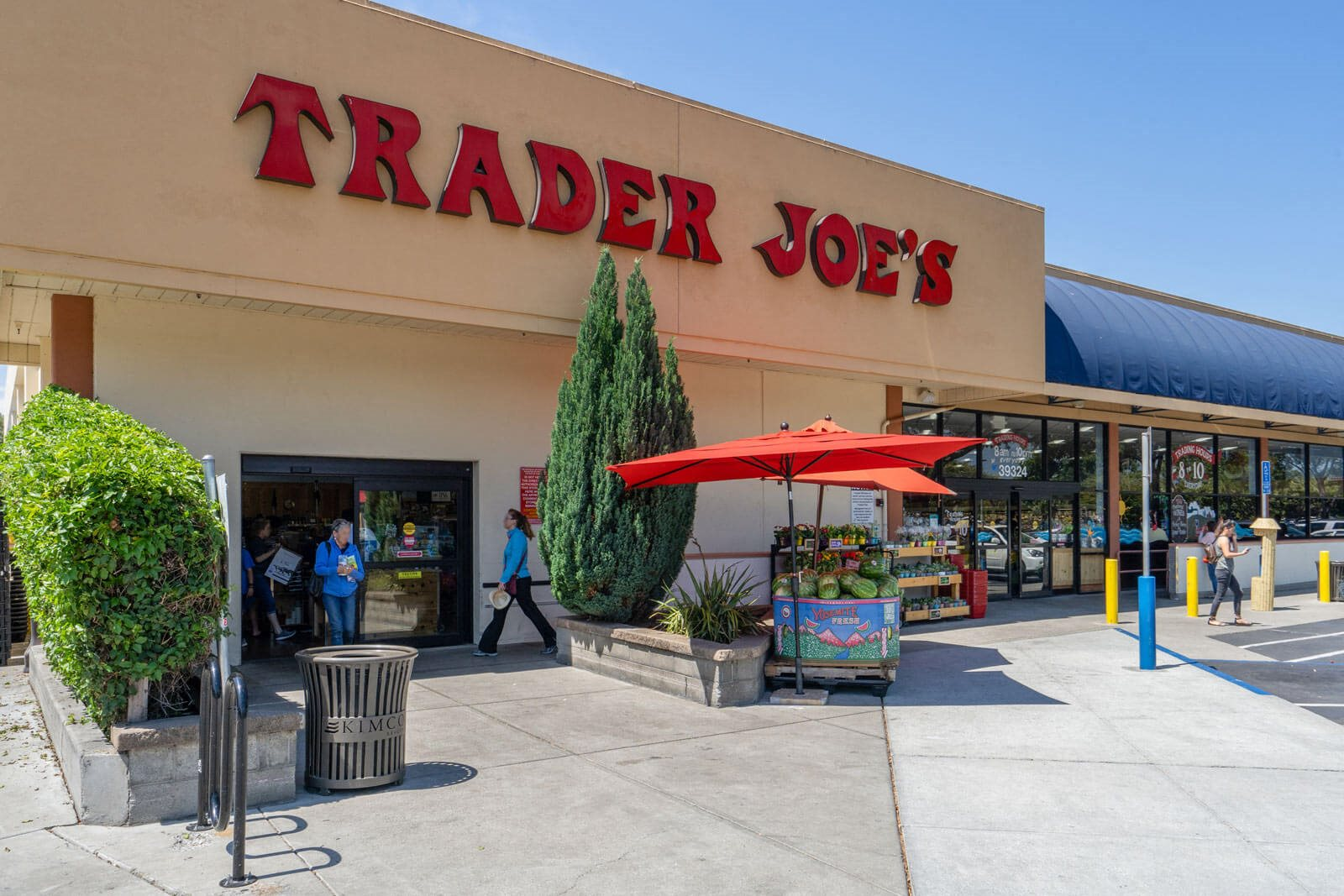 Trader Joe's is Minutes Away at The Estates from Park Place, Fremont, CA