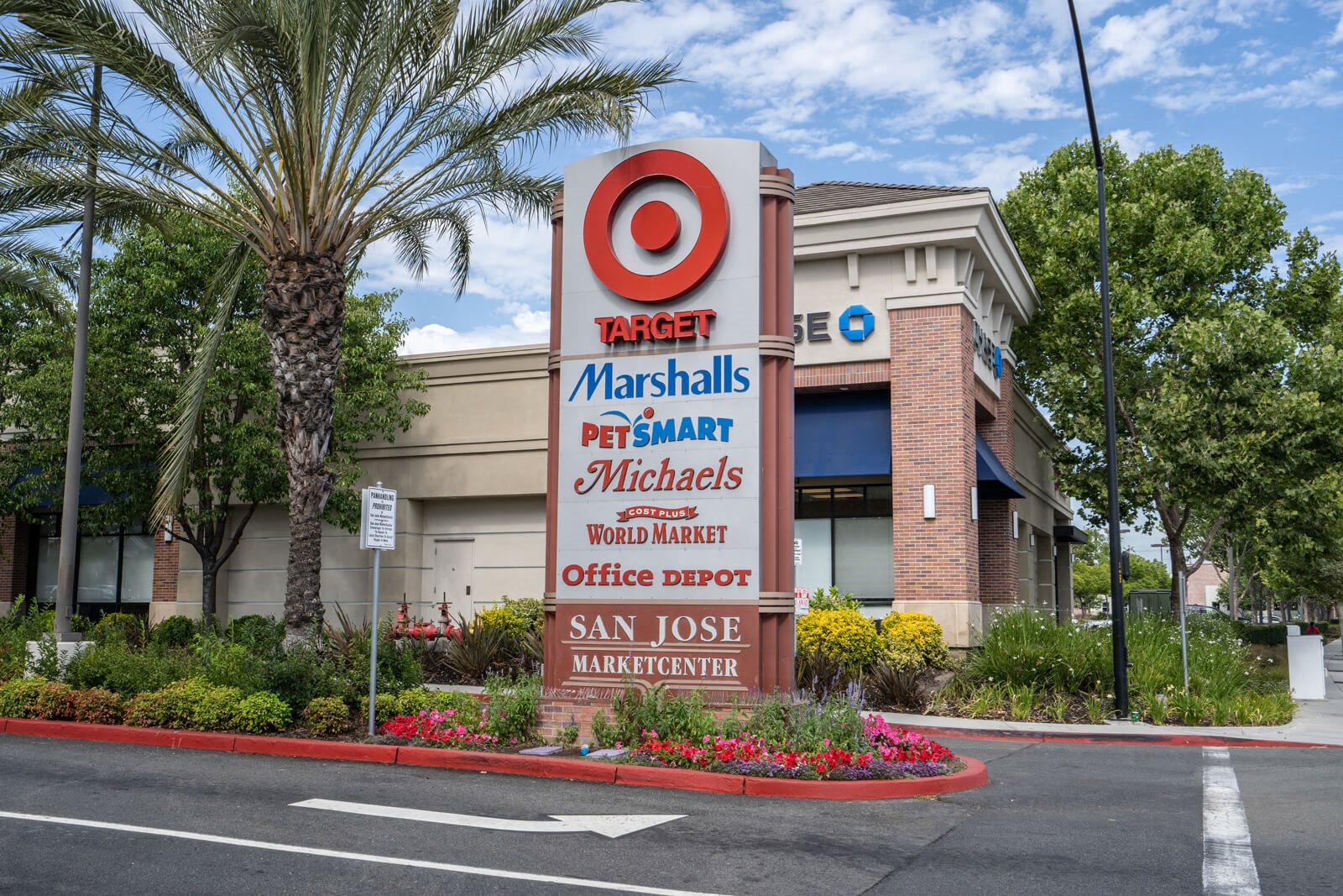 Shopping Center are Minutes Away from Pavona Apartments, San Jose, California