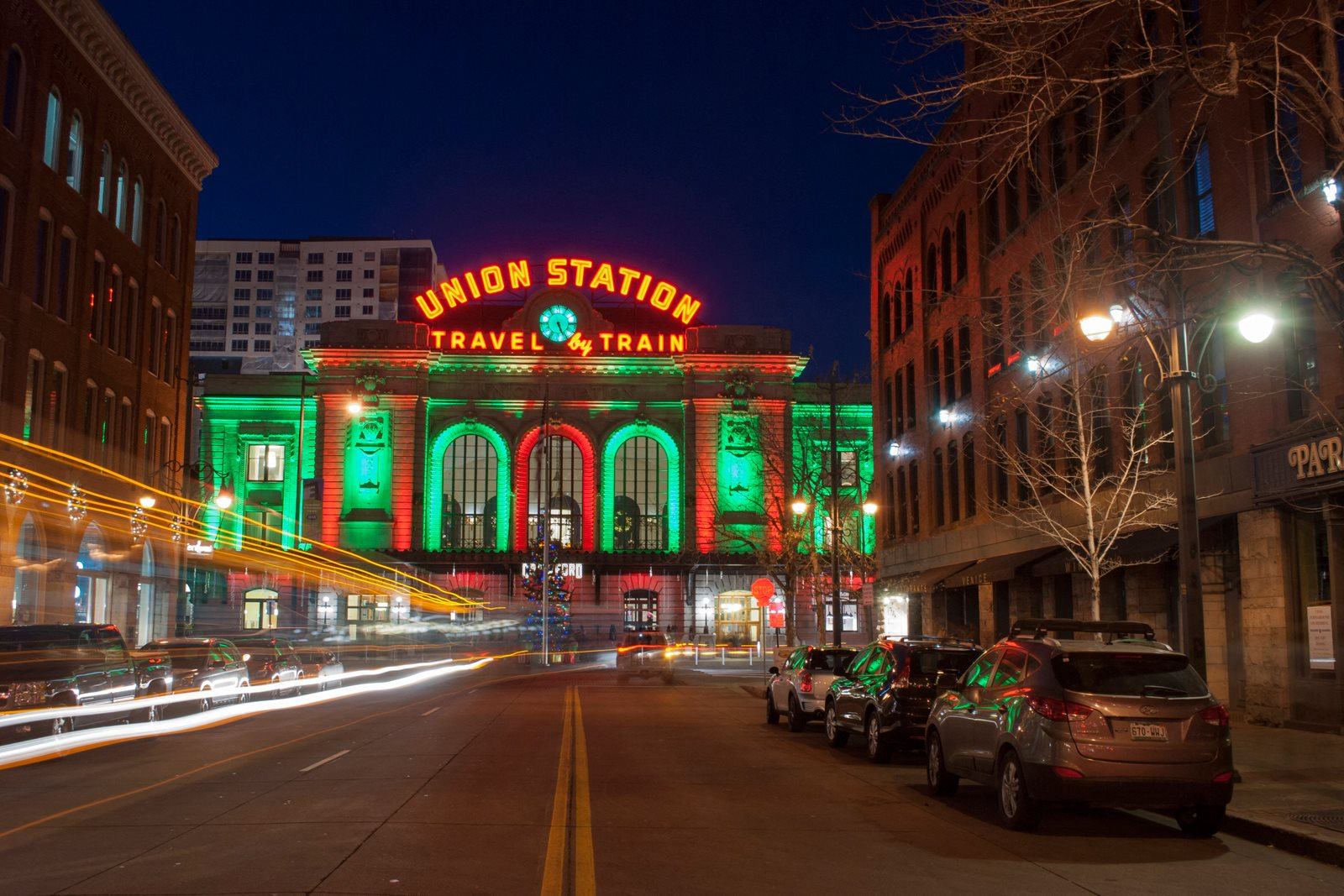 Union Railway Station at The District, Denver