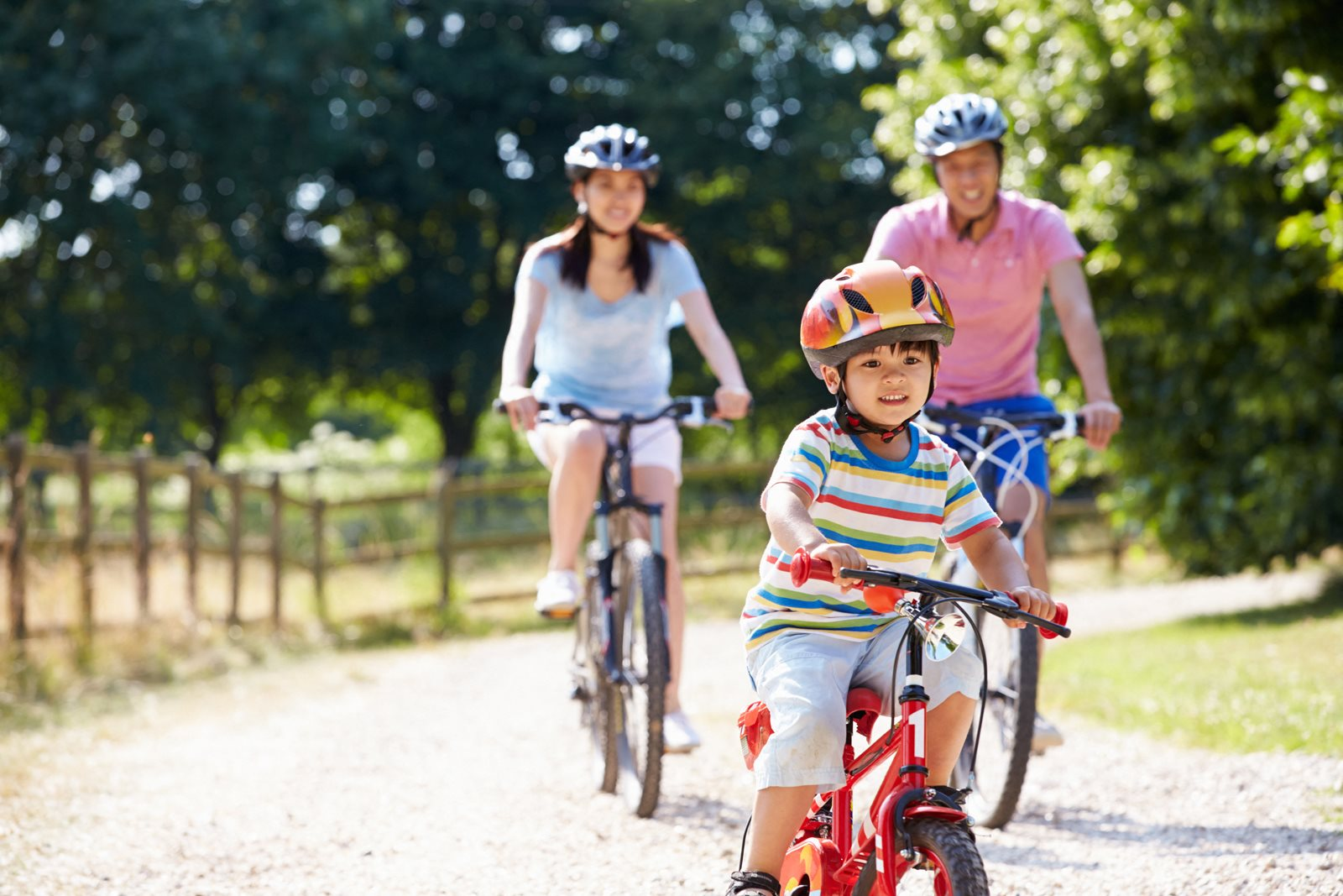 Abundant Bike Trails in Tri Valley Area at The Kensington, Apartments in Pleasanton, California