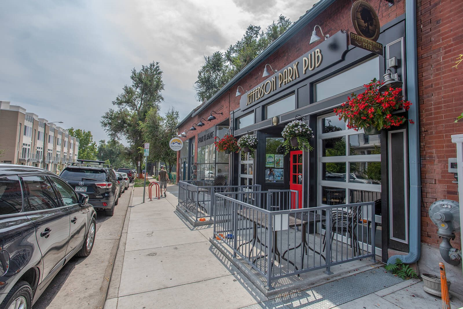 Lively Neighborhood with Local Pubs like Jefferson Park Pub around Element 47 by Windsor, Denver, CO
