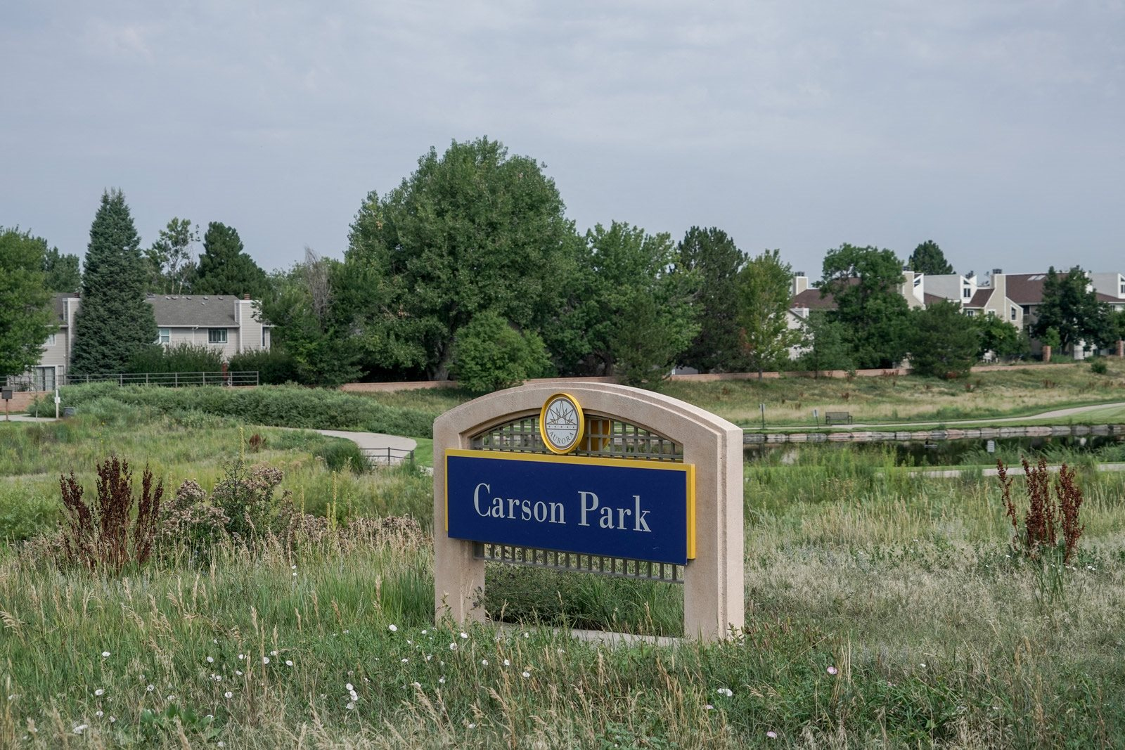 Walking Distance to Carson Park from Windsor at Meadow Hills, 4260 South Cimarron Way, CO