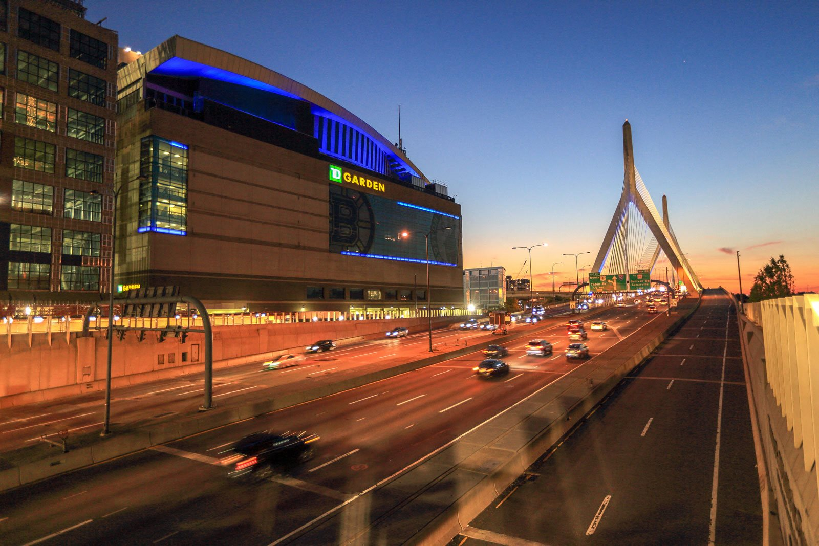 Walking Distance to TD Garden from The Victor by Windsor, Boston, 02114