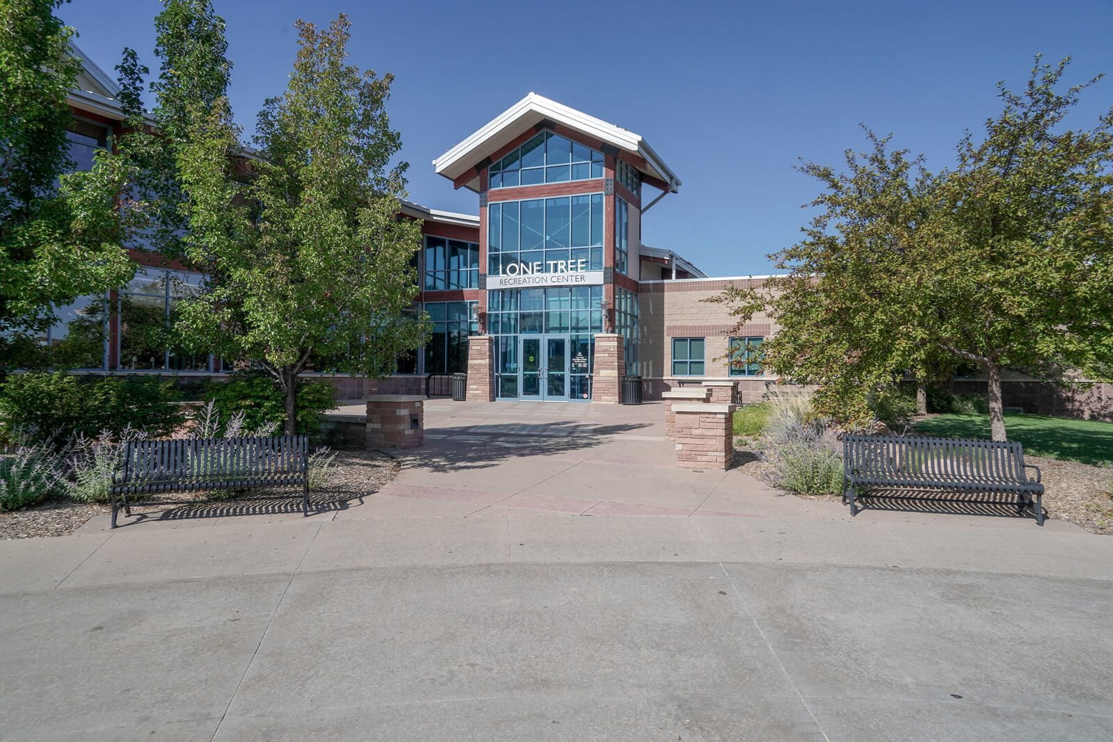 Lone Tree Recreation Center near Windsor at Meridian, Englewood, Colorado