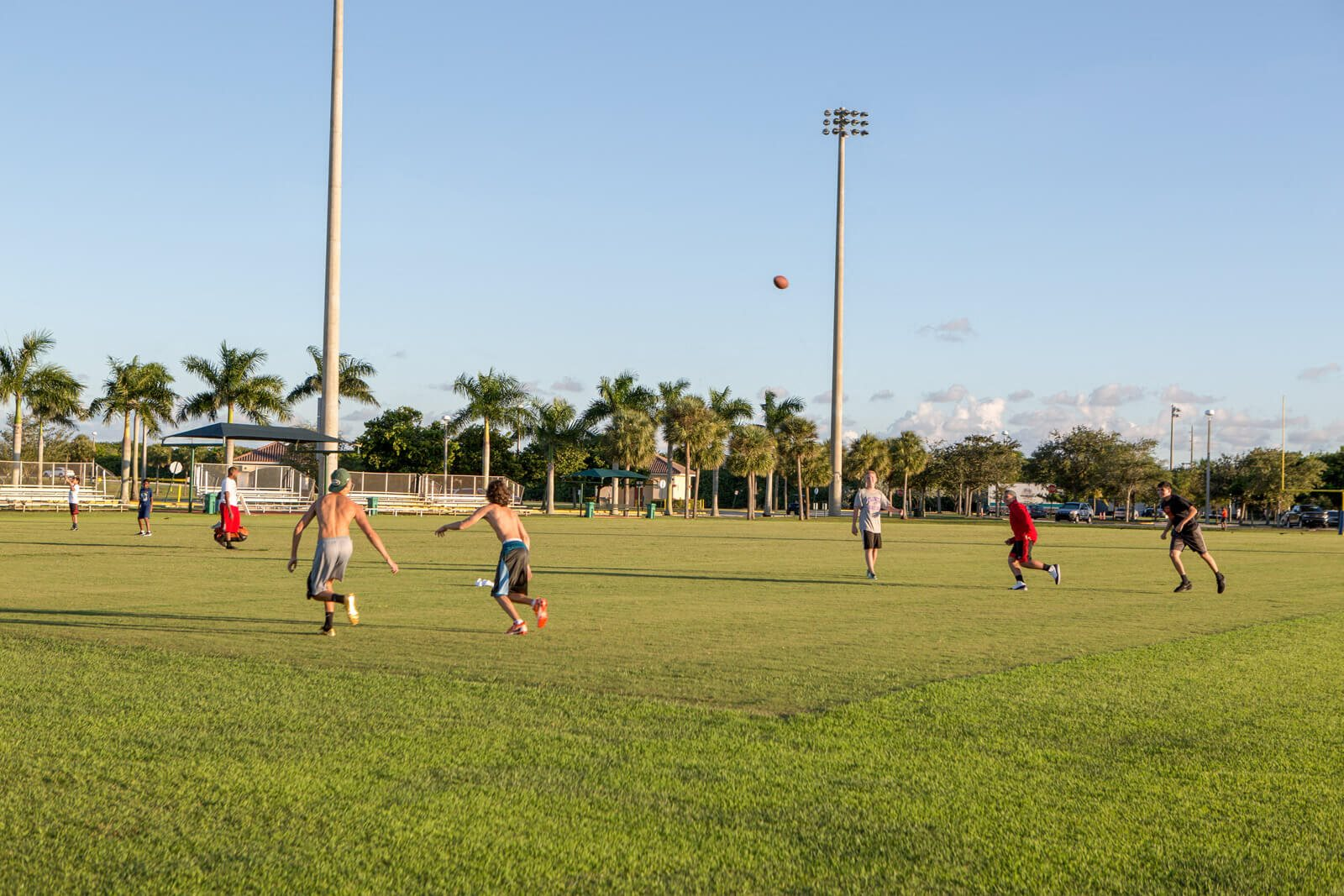 Energetic Neighborhood surrounding Windsor at Miramar, Florida, 33027