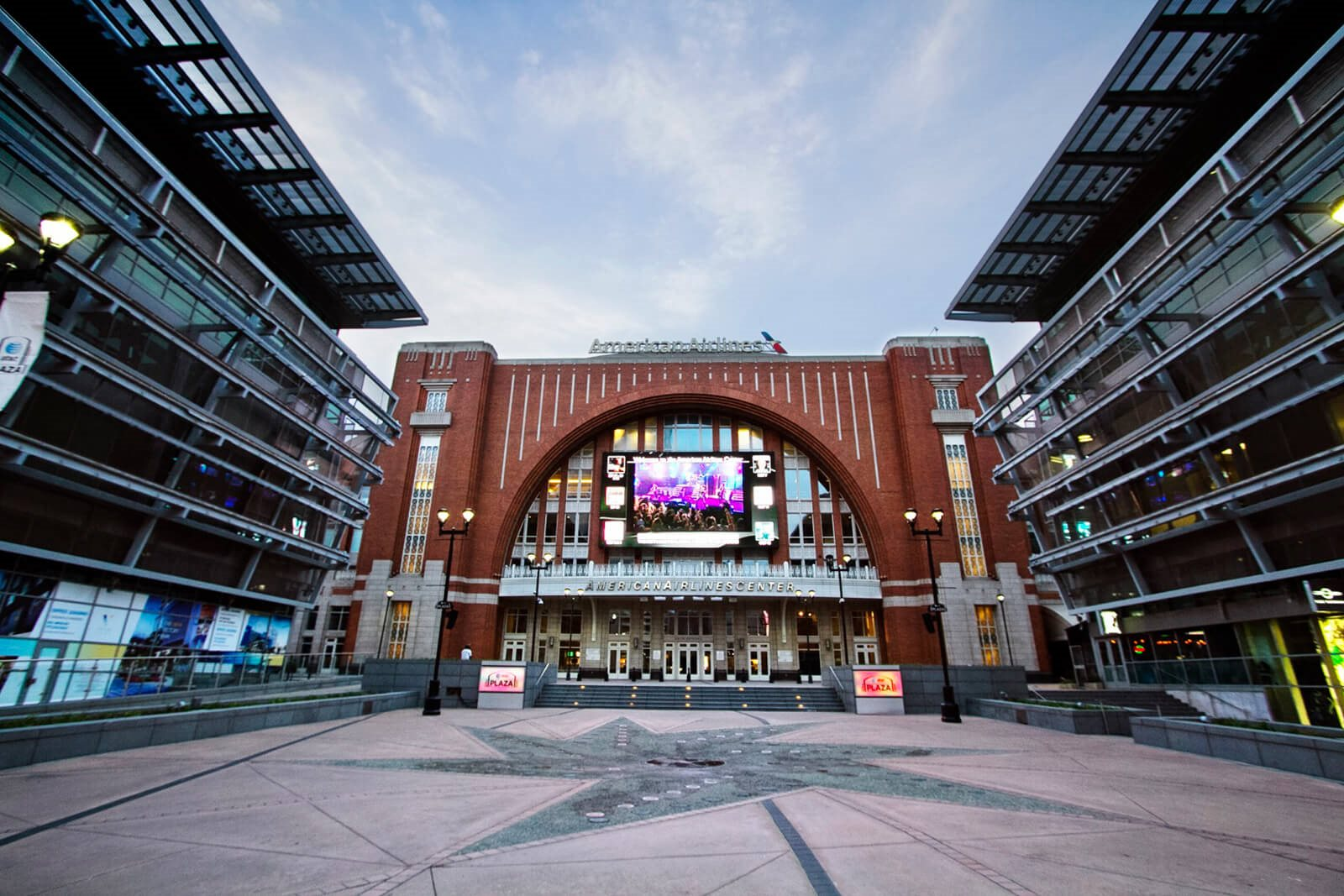 American Airlines Center Is Nearby at Glass House by Windsor, Dallas, 75201