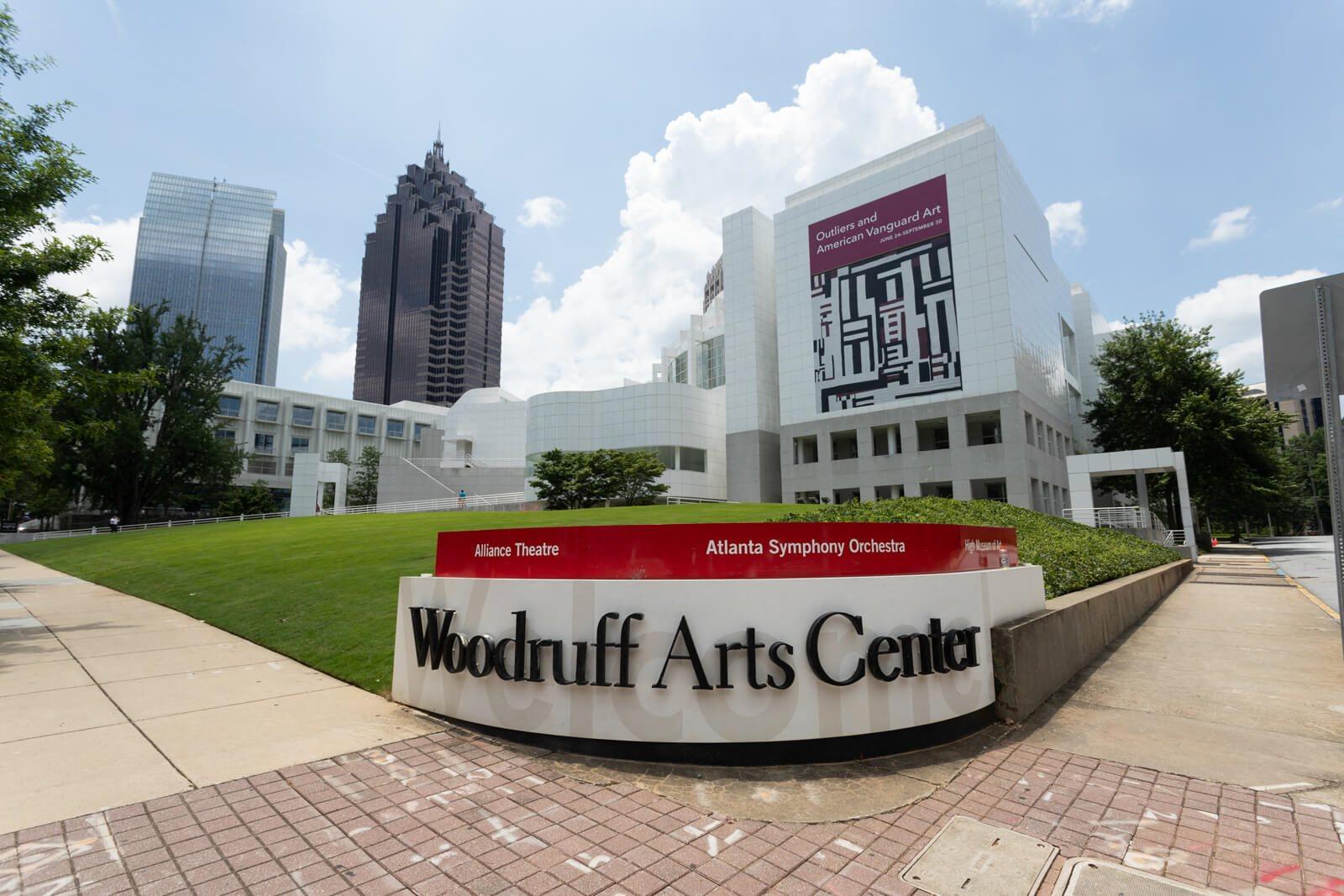 Close to Woodruff Arts Center at Windsor at Midtown, 222 14th Street NE, Atlanta