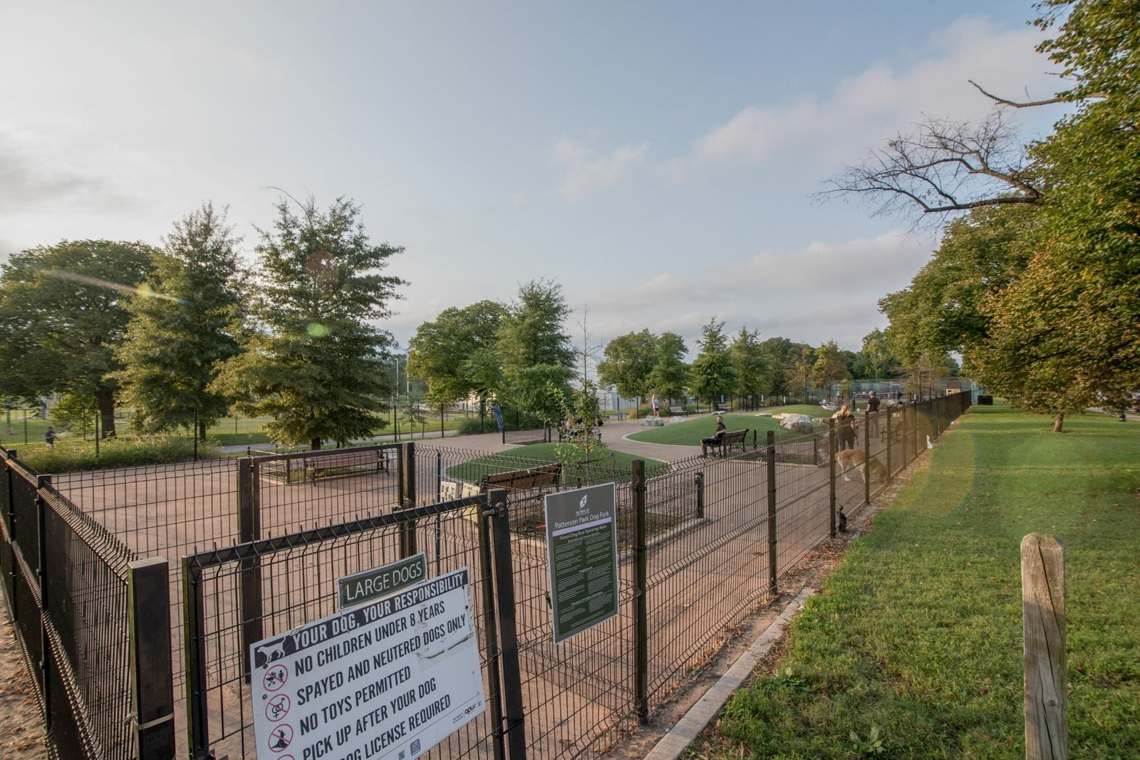 Nearest Bark Park 1 Mile Away from Crescent at Fells Point by Windsor, Baltimore, MD
