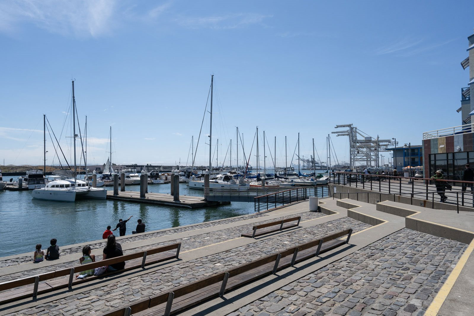 Waterfront Views near Allegro Jack London Square, 240 3rd Street, CA