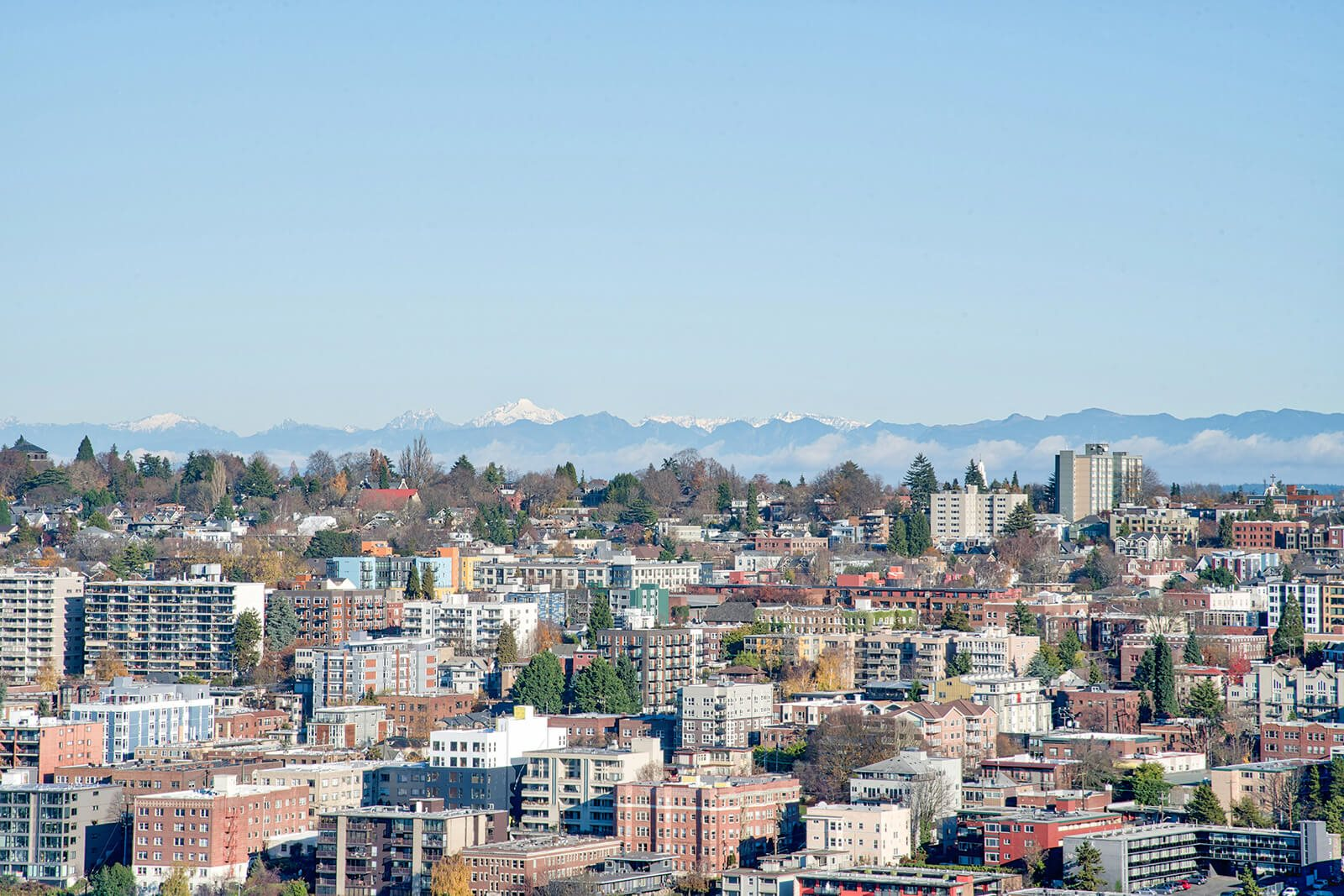 Marvelous Seattle View at Stratus, Seattle