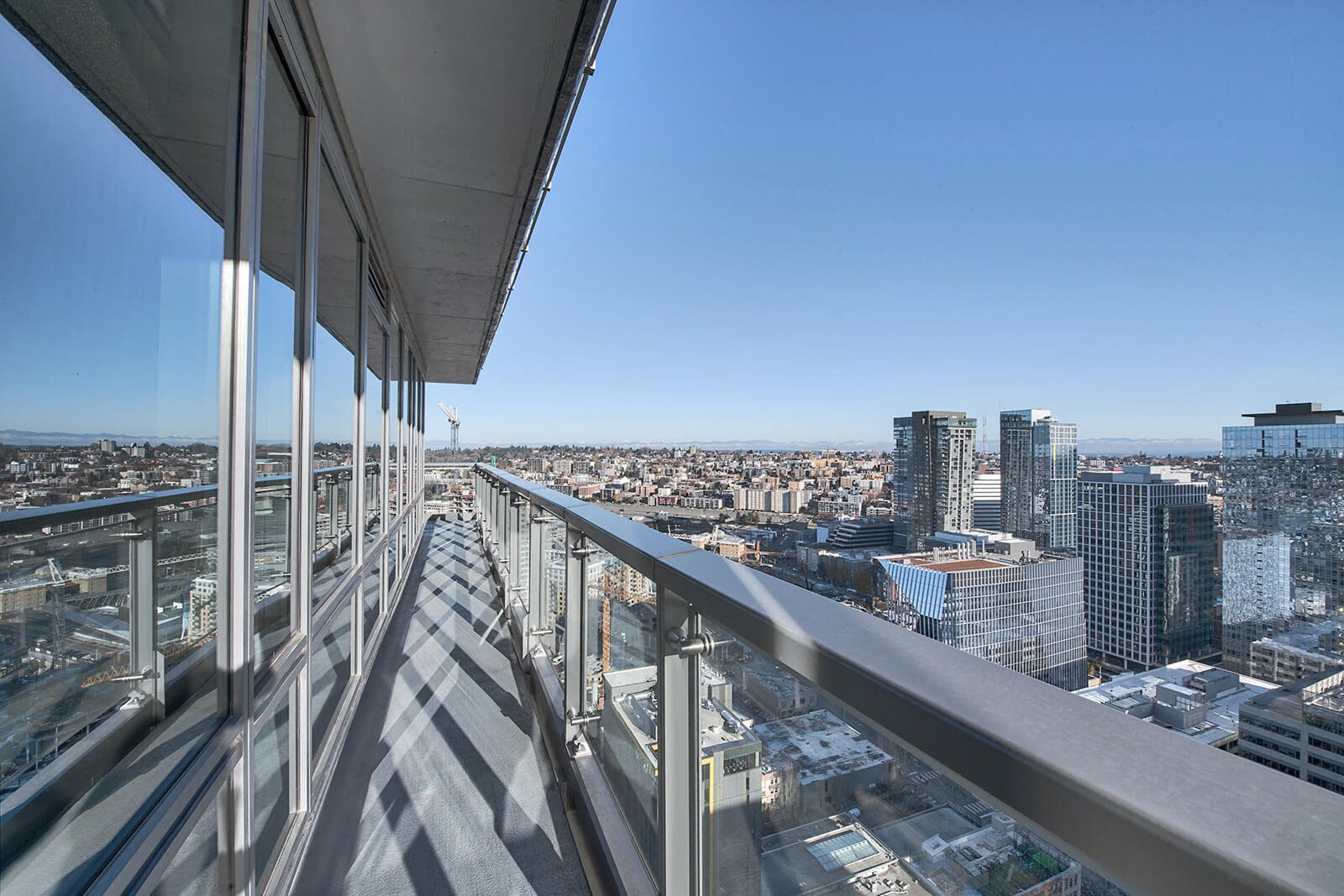 Unbeatable central building location at Stratus, Seattle, WA, 98121