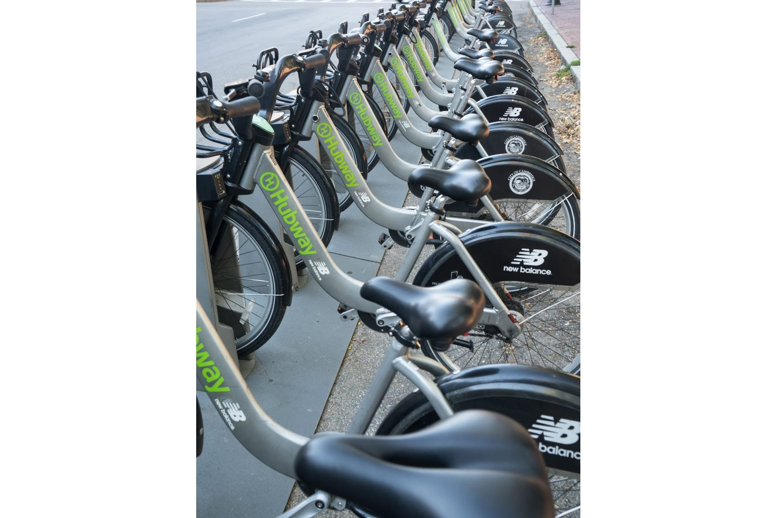 Hubway Bike Share at Vox on Two, 223 Concord Turnpike, Cambridge