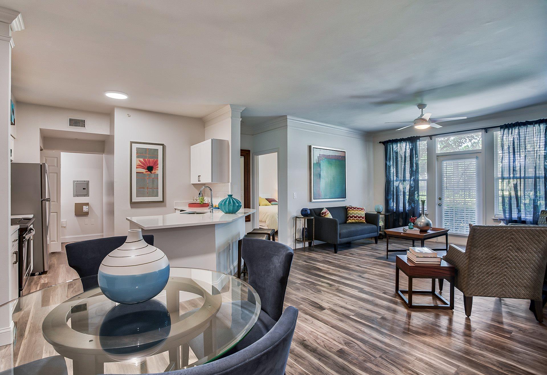 Renovated Apartments with Wood Plank Flooring at Windsor at Miramar, Florida, 33027