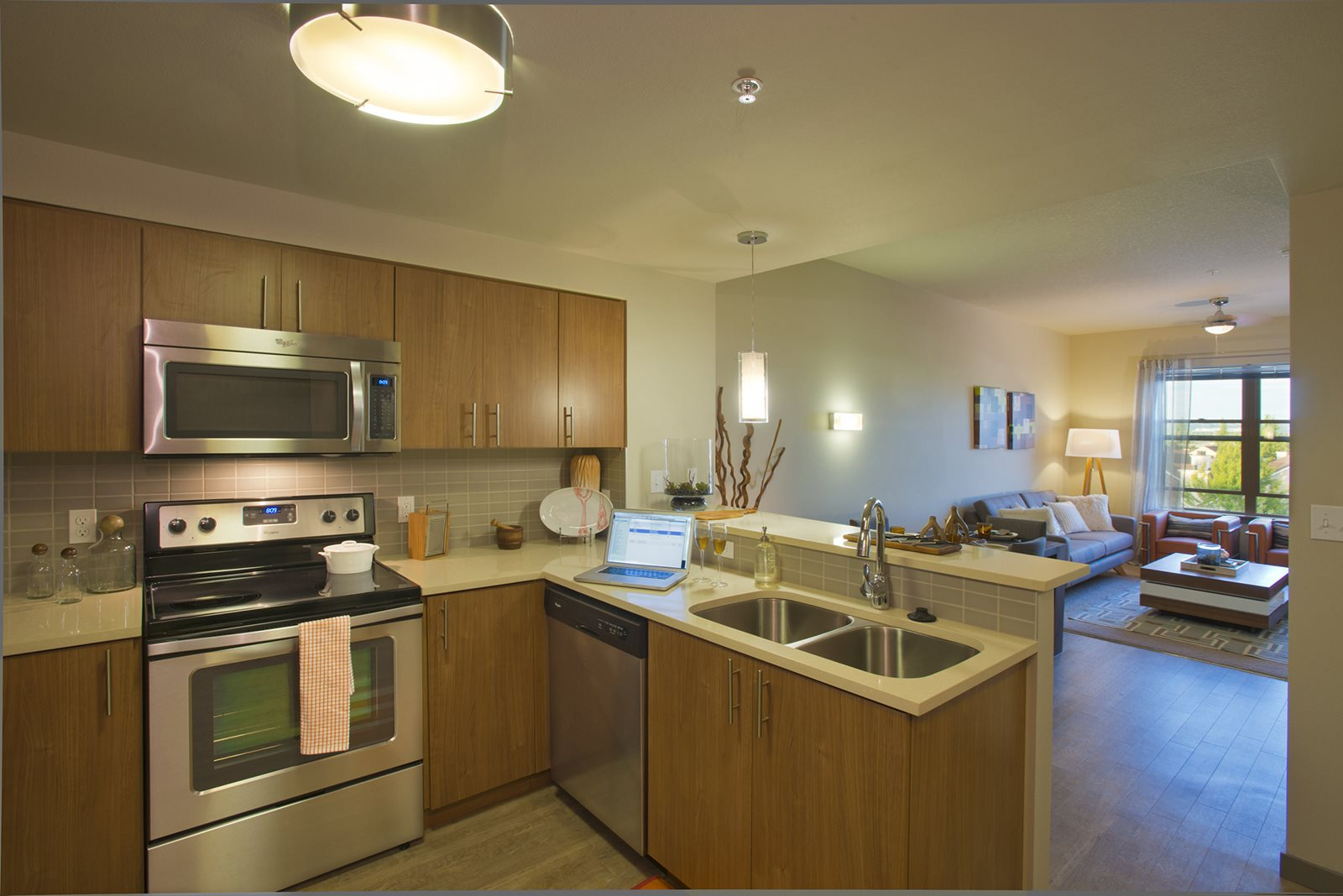 Open-Concept Kitchens with Open Kitchens at Platform 14, 97124, OR