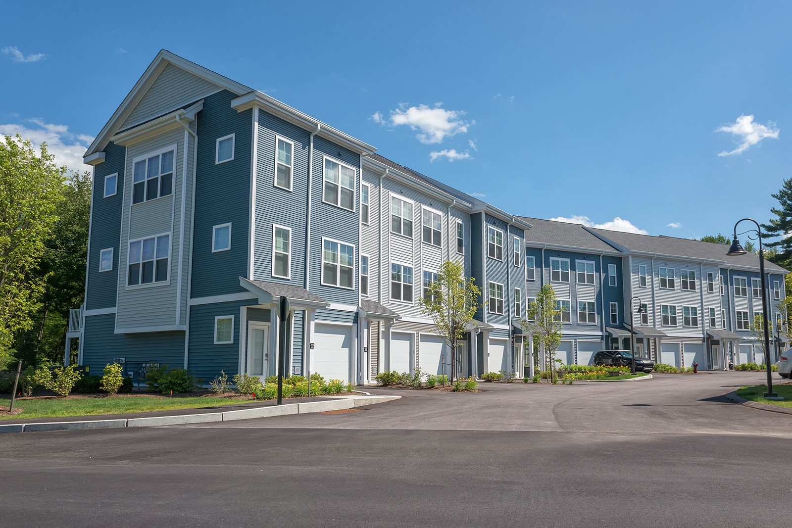 Building Exterior at Hopkinton by Windsor, MA