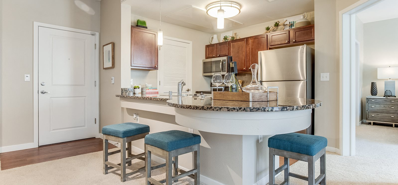 The District Luxury Apartments For Rent In Denver