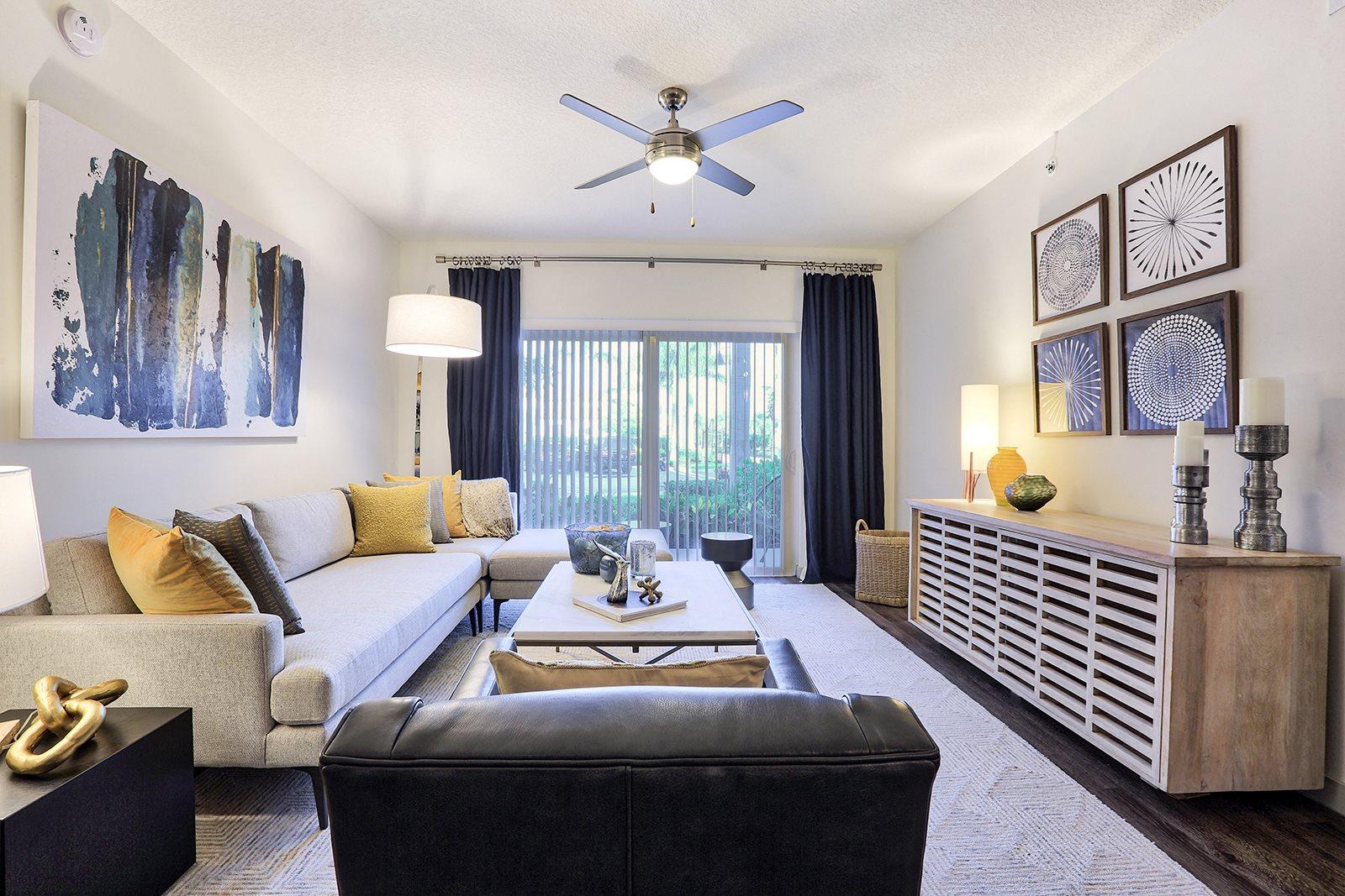 Open-Concept Floor Plans at Windsor at Delray Beach, Delray Beach,Florida