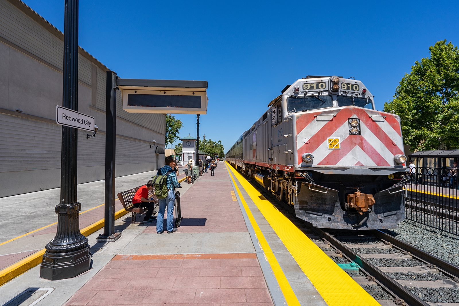 Walking Distance to Public Transit at Blu Harbor by Windsor, Redwood City, California