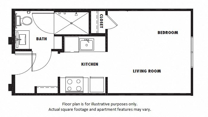 S1 floor plan at Windsor Metro West, TX, 75024