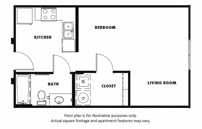 S3 2D floor plan at Windsor Metro West, Texas, 75024