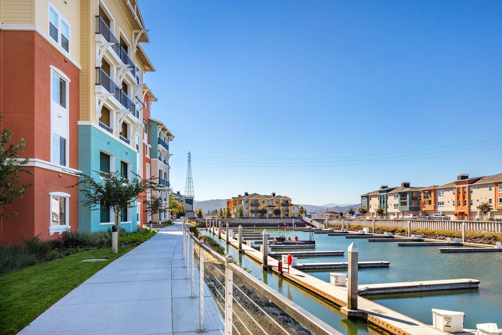 Waterfront Apartments at Blu Harbor by Windsor, Redwood City, CA