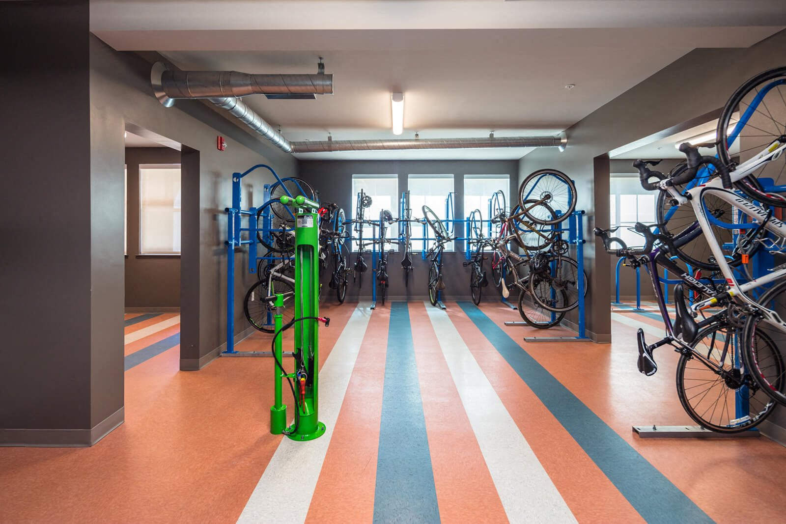 Bike Storage at Blu Harbor by Windsor, 1 Blu Harbor Blvd, CA